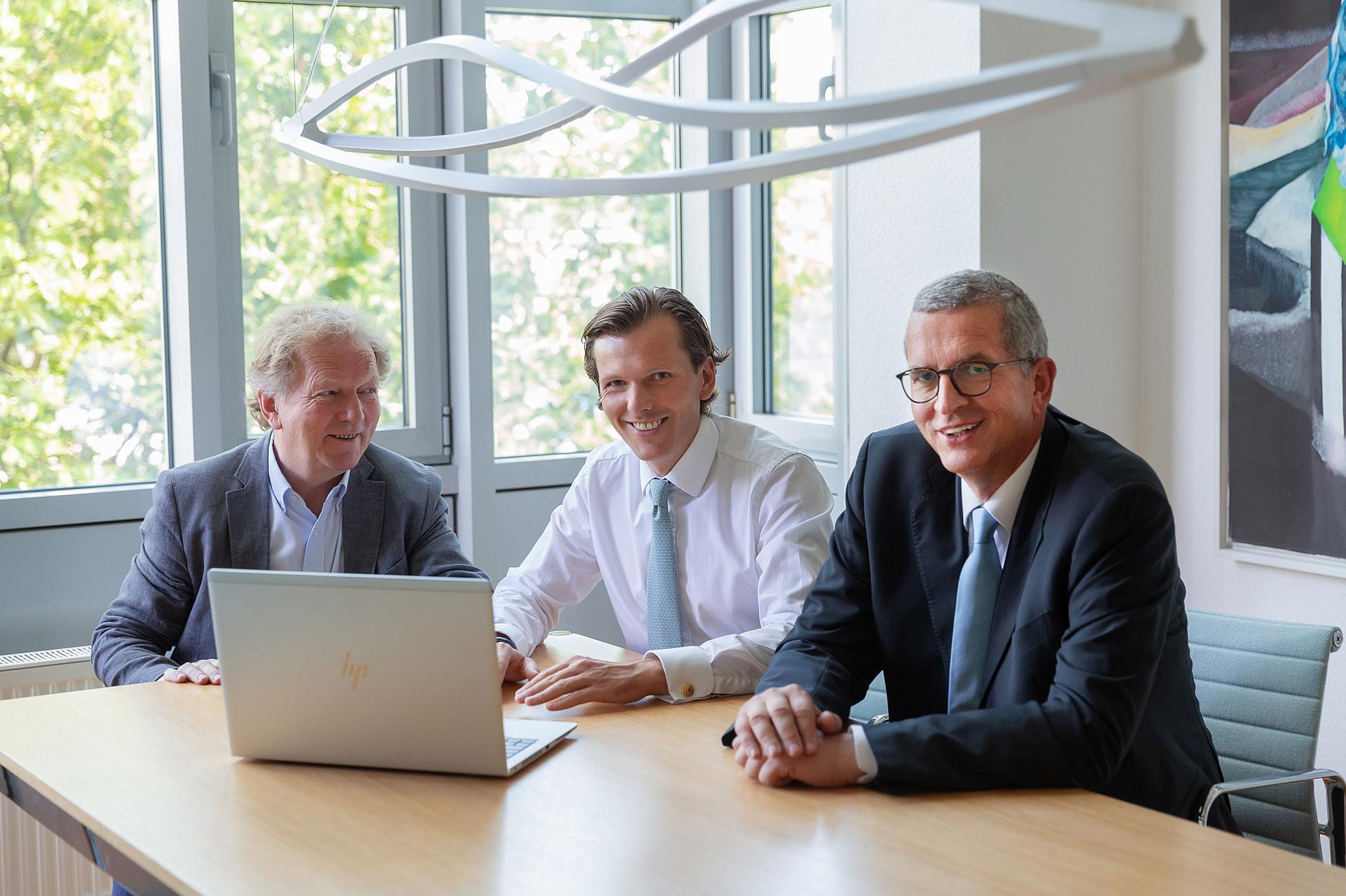 Rechtsanwälte Konrad Steinert Tilman Steinert Joachim Hartmann